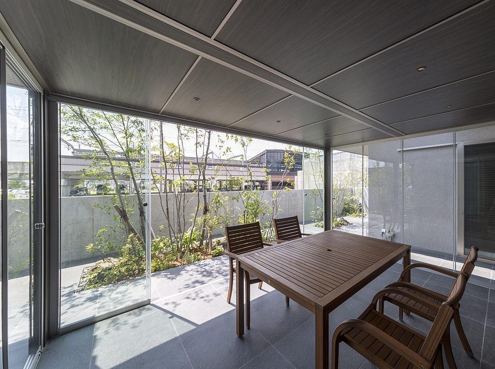 浦田庭園設計事務所 受賞作品1