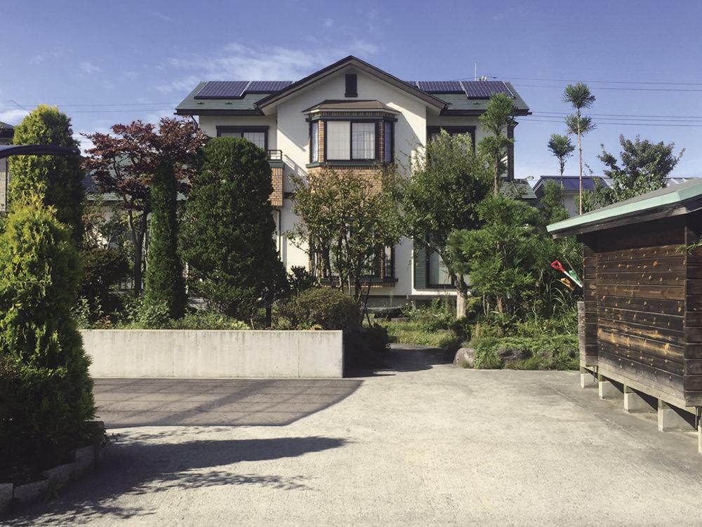 株式会社みちのく庭園 受賞作品3