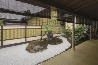 和と創作の庭部門 金賞 / 株式会社神仙 様(宮崎県)