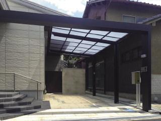 カーヤード部門 入選 / 株式会社四季園 様(奈良県)