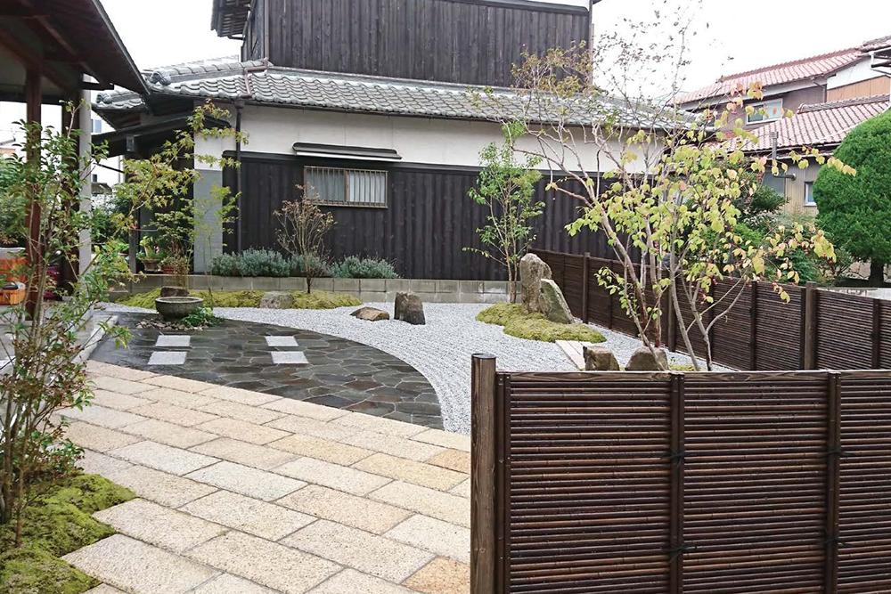 和と創作の庭部門 入選 / 株式会社サンガーデン 様(兵庫県)