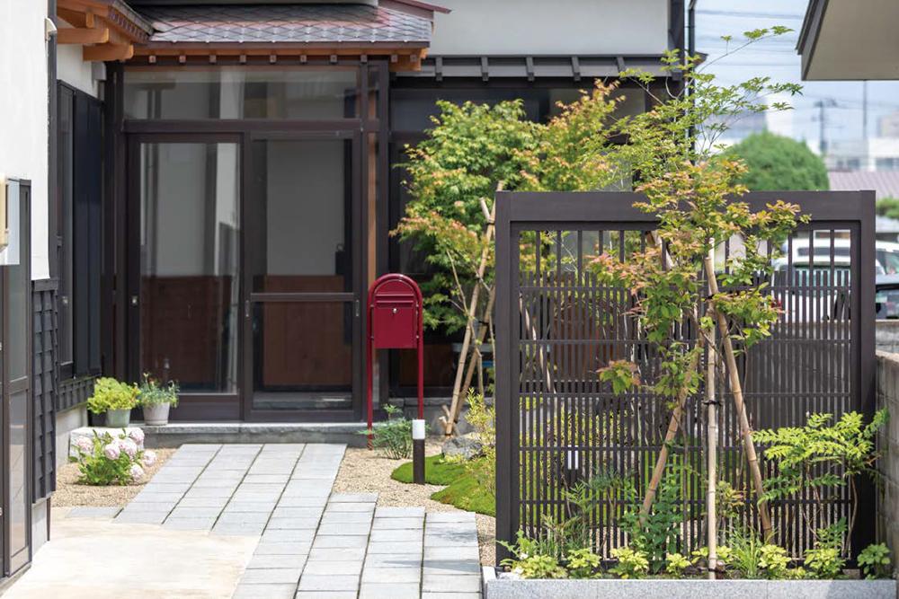 和と創作の庭部門 入選 / 有限会社カントリーガーデン 様(秋田県)