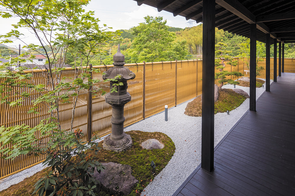 和と創作の庭部門 銅賞 / 庭徹 様(福岡県)